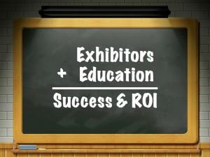 Exhibitor Education Equation