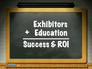 Exhibitor Education Equation